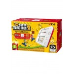 Nintendo 2DS Mario Bros 2 White Console (Pre-Owned)