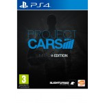 Project CARS Limited Edition PS4