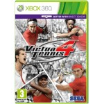 Virtua Tennis 4 for Xbox 360