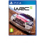 WRC World Rally Championship 5 for PS4