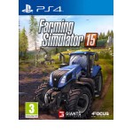 Farming Simulator 15 for PS4