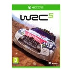 WRC 5 World Rally Championship Xbox One