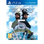 Tropico 5 for PS4